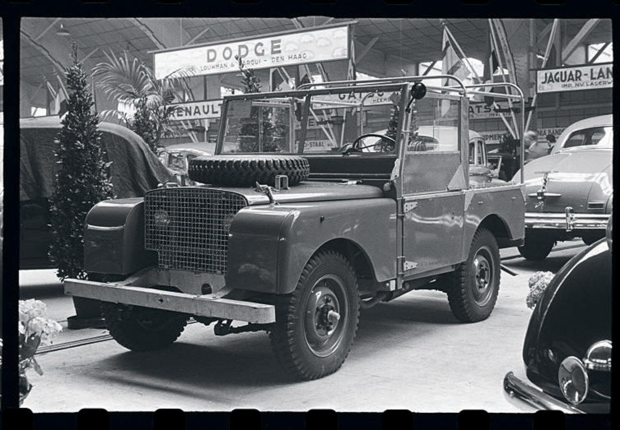 World Land Rover Day