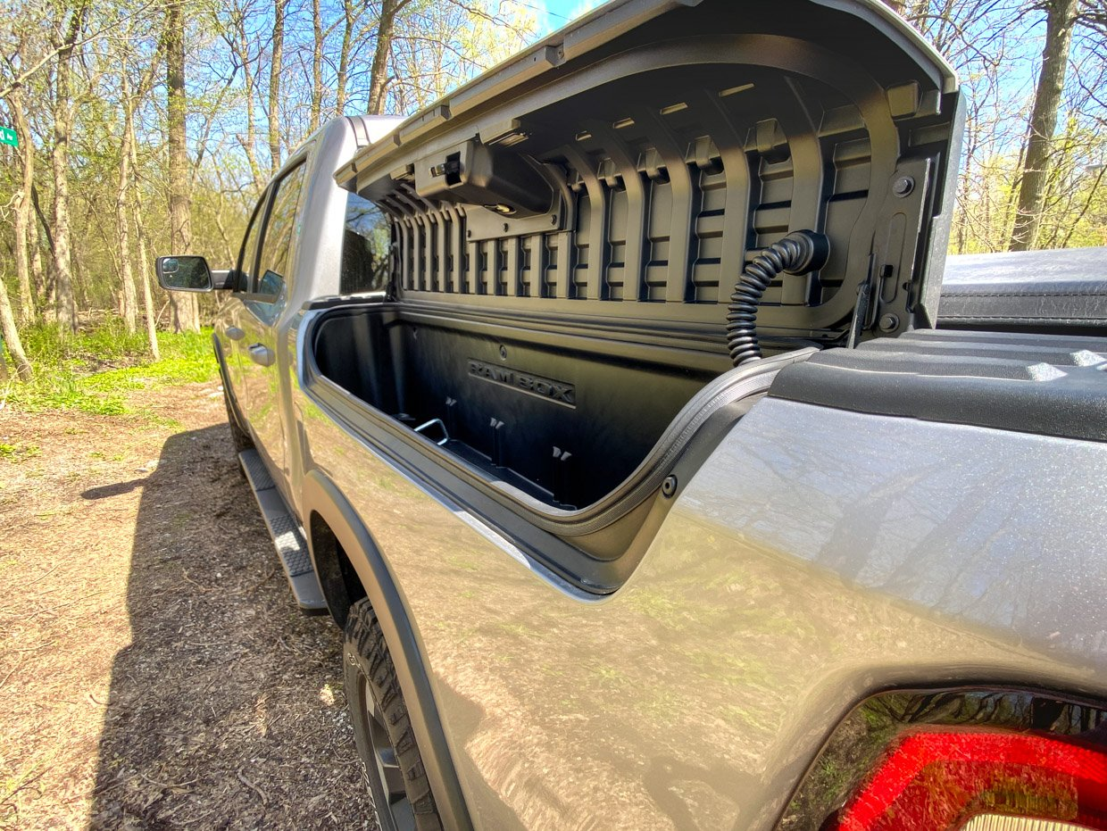 Driven: 2020 RAM 1500 Rebel Diesel