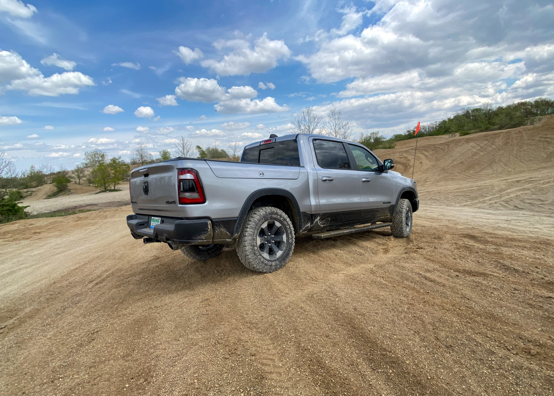 Driven: 2020 RAM 1500 Rebel Diesel
