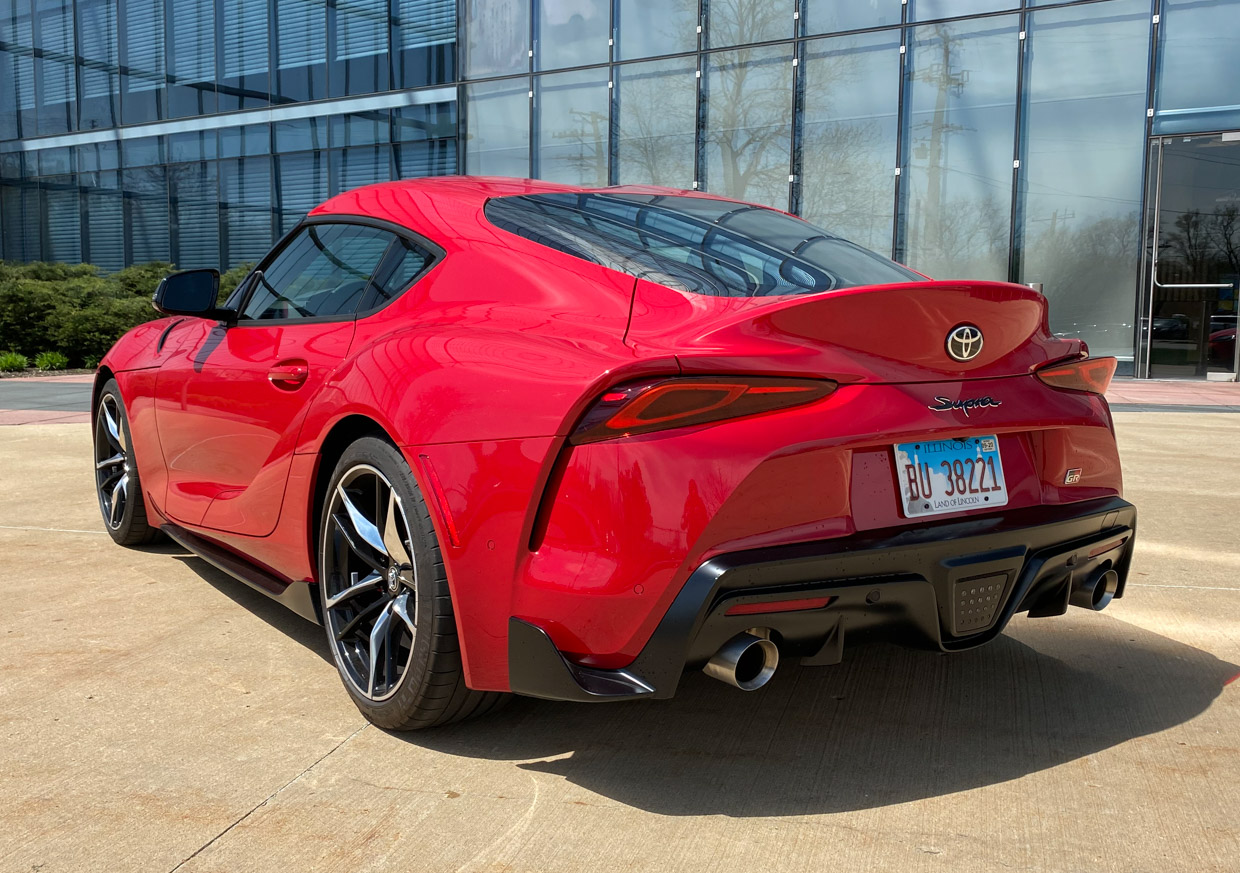 Why We Love the Toyota Supra