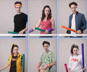 '80s Medley on Boomwhackers