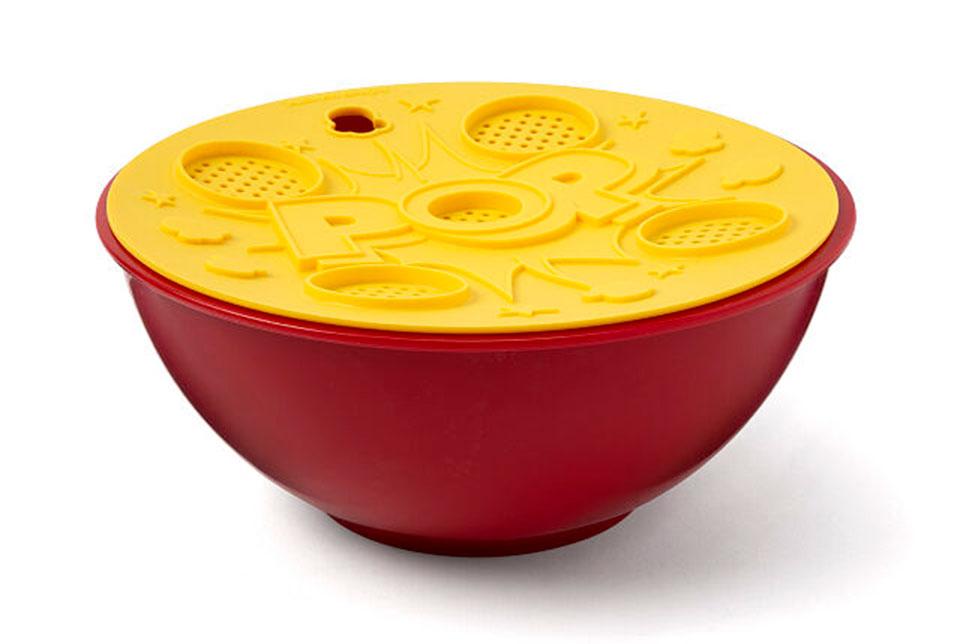 Buttered Popcorn Lid