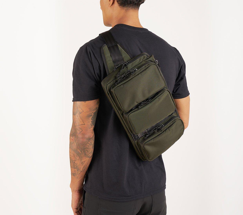 bag sling chrome link mxd laptop advertisement compact