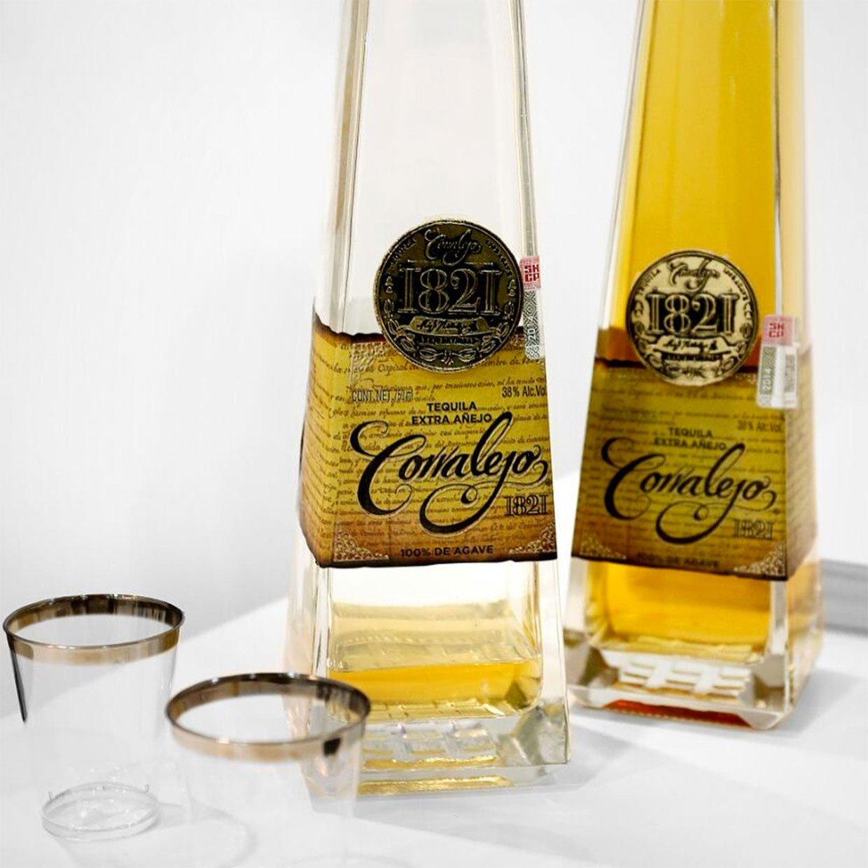 Tequila Corralejo Extra Añejo 1821