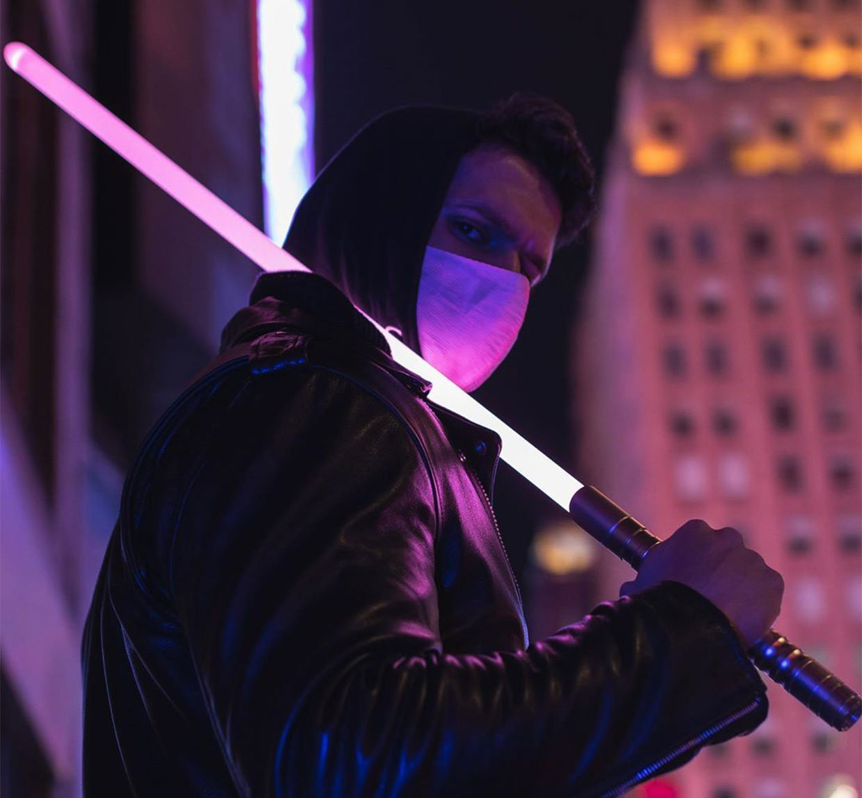 CyberSaber Swords