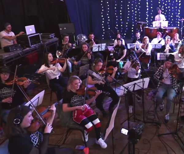 Daft Punk Orchestra