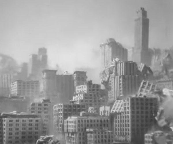 Pre-CGI City Destruction