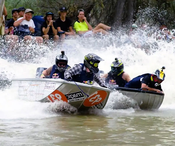 The Dinghy Derby