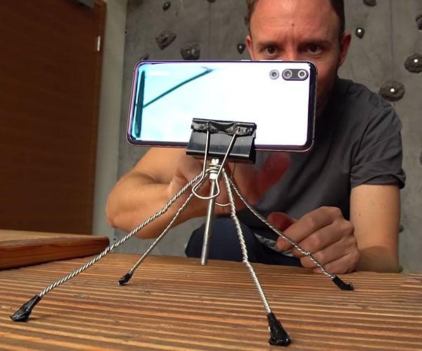 DIY Smartphone Camera Rigs