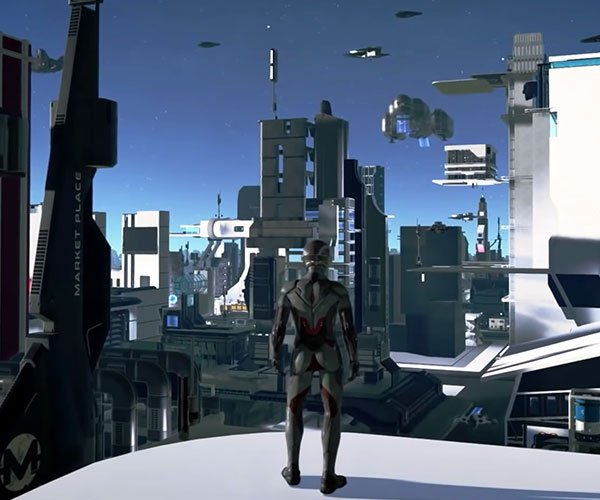 Dual Universe: Overview Trailer