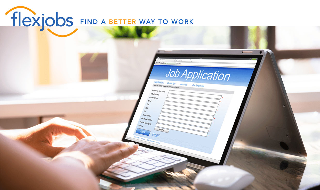 FlexJobs: Work from Home