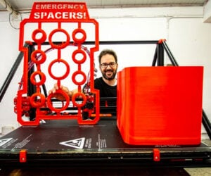 Building a Giant 3D Printer 2.0