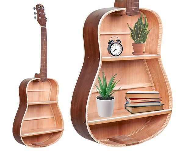 Gold Tone Guitar Shelf
