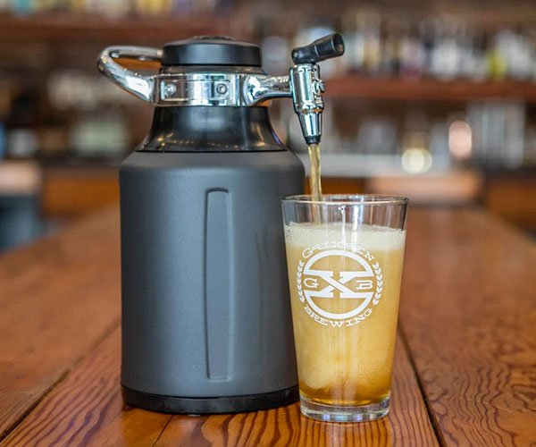 Ukeg Go Growler