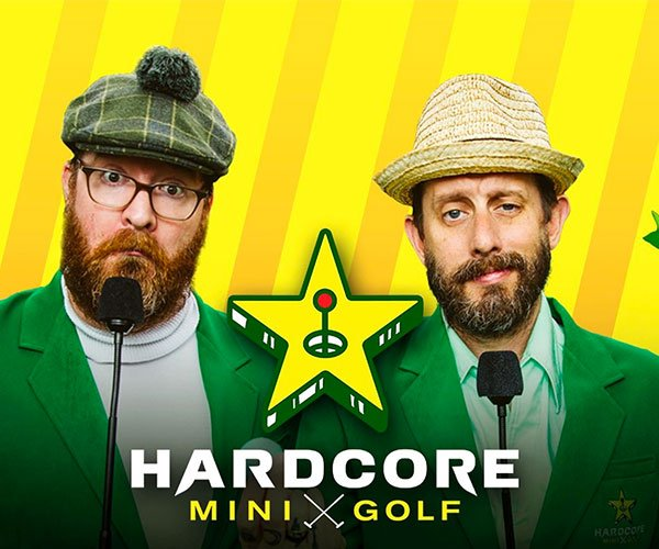 Hardcore Mini Golf (Trailer)
