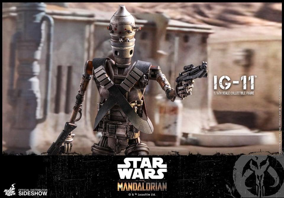 Hot Toys IG-11