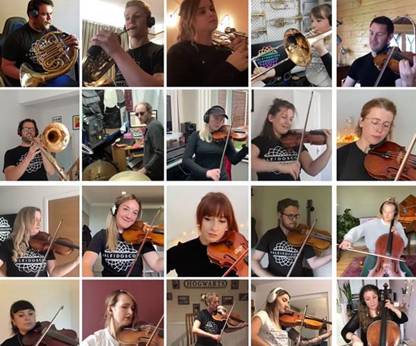 Orchestra Millennium Megamix