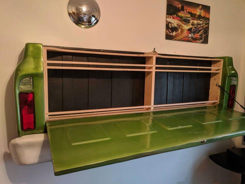 Tailgate Liquor Cabinets