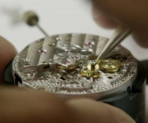 Making a Patek Phillipe Watch