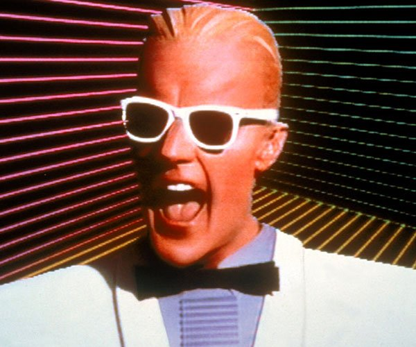 On Max Headroom