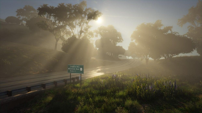 NaturalVision Evolved GTA V Mod