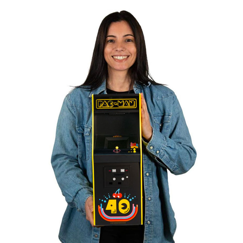 Pac-Man 40th Anniversary Collection