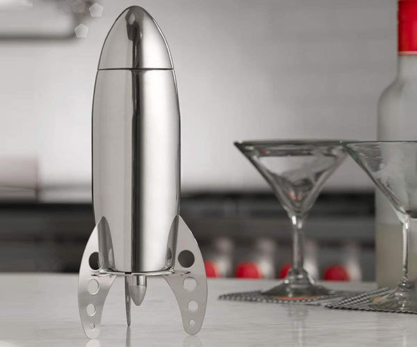 Rocket Cocktail Shaker