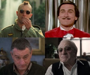 The Transformation of Robert De Niro