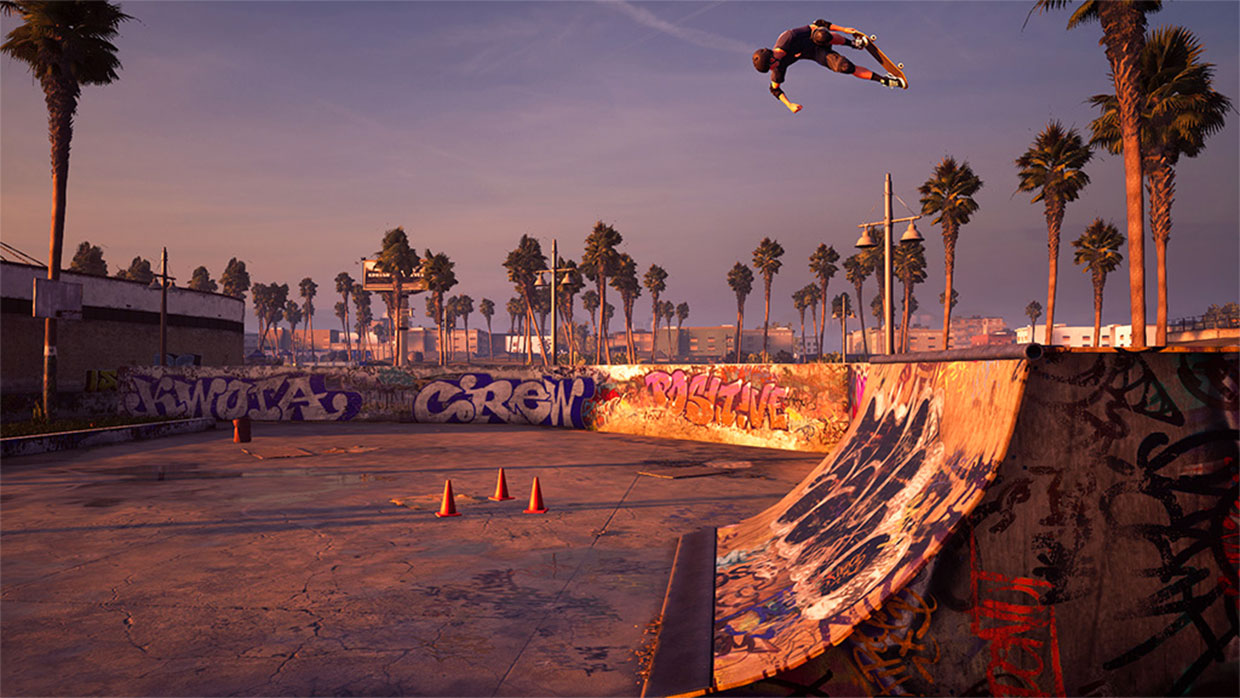 Tony Hawk's Pro Skater Remastered