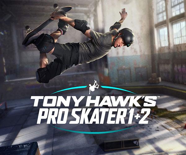 Tony Hawk's Pro Skater Remastered
