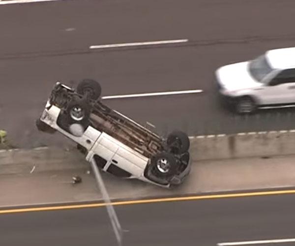 Truck Chase Flip