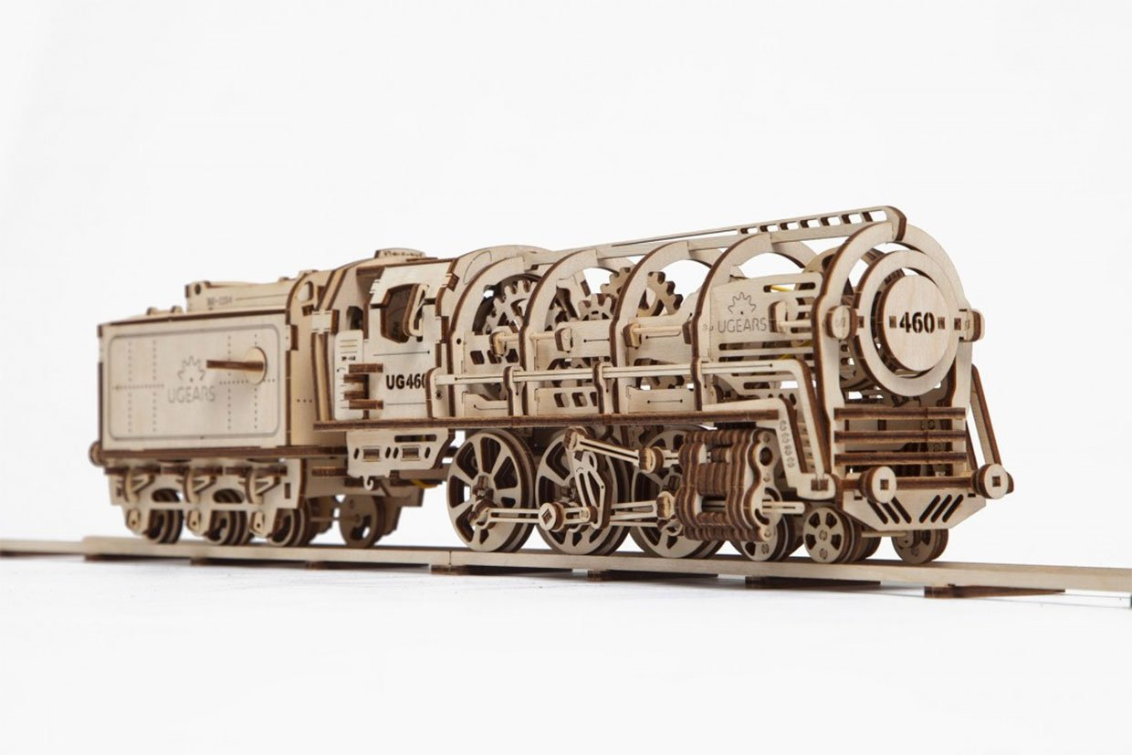 UGears Wood Model Deal