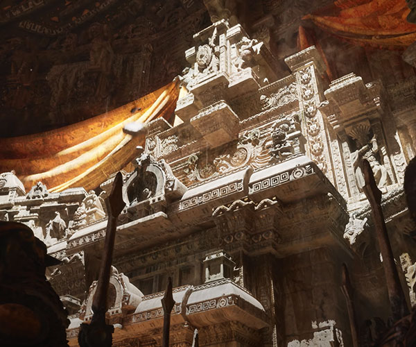 Unreal Engine 5 PS5 Demo