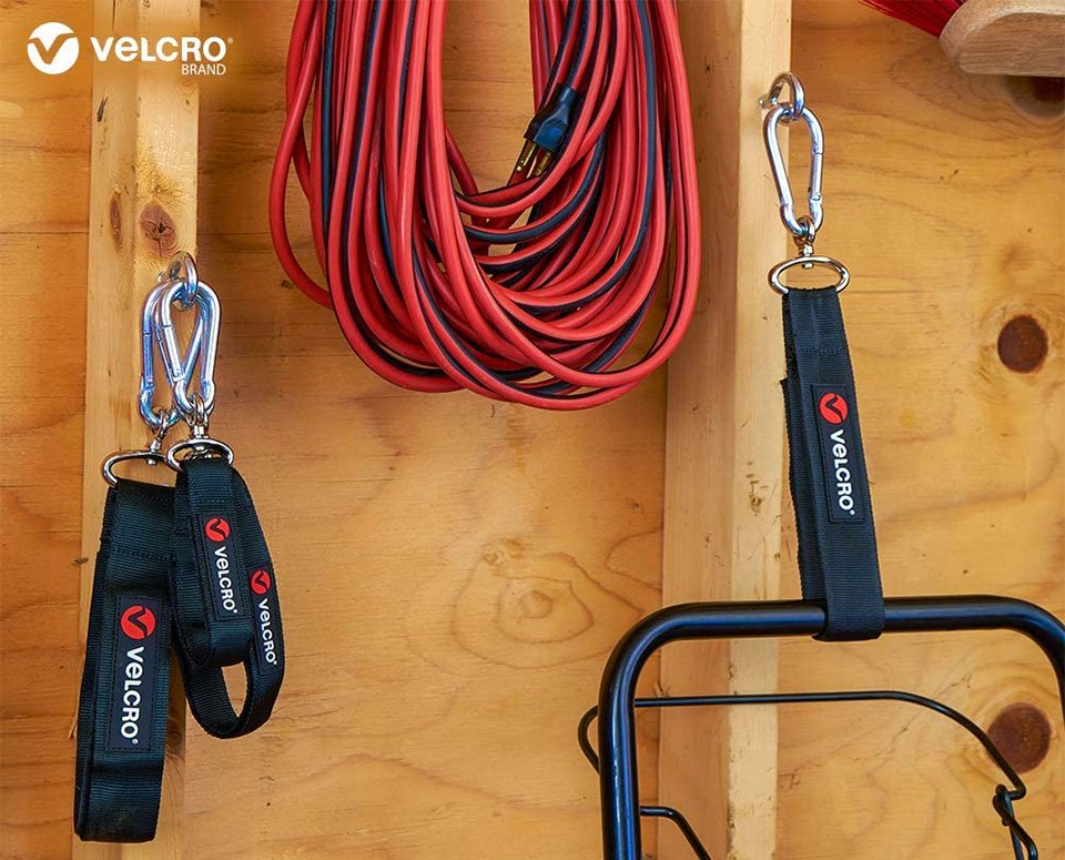 Velcro Easy Hang Straps