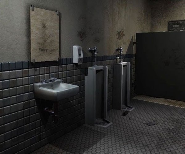 Video Game Bathroom Reviews
