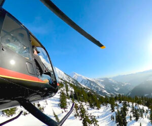 GoPro VR: B.C. Helicopter Flight