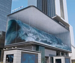 Giant Wave in a Box