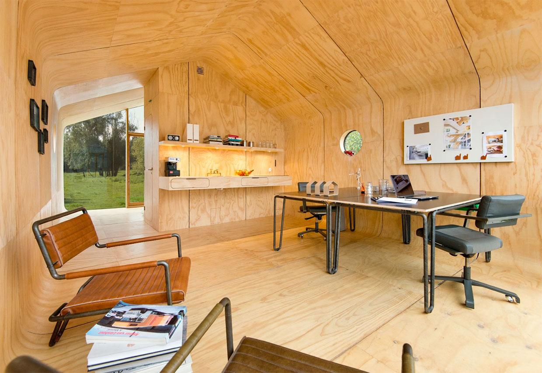 Wikkelhouse Cardboard Tiny House