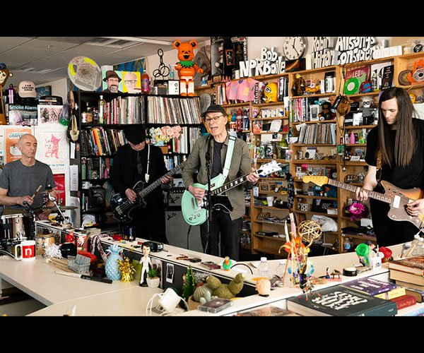 Wire: Tiny Desk Concert