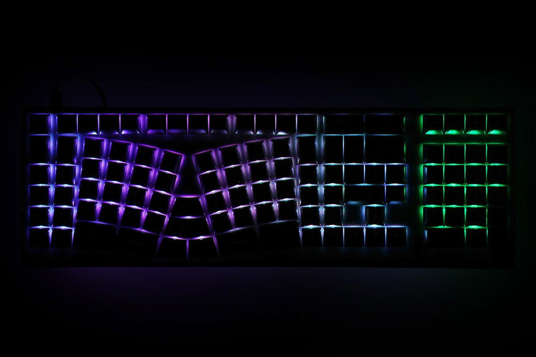 X-Bows Knight Plus Ergo Keyboard