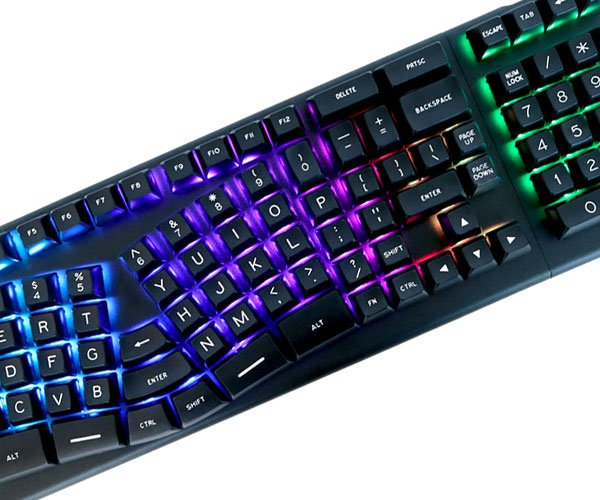 X-Bows Knight Plus Ergo Keyboard