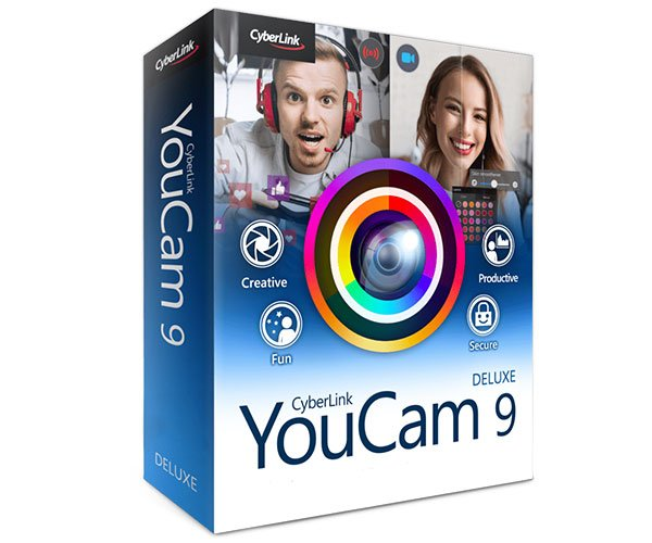 YouCam 9 Deluxe for Windows