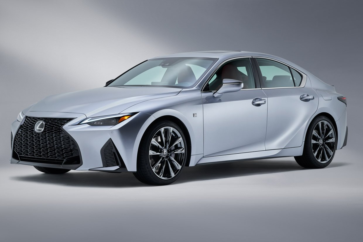 2021 Lexus IS 300/350