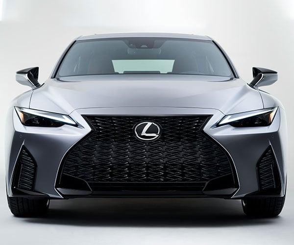 2021 Lexus IS 300/350