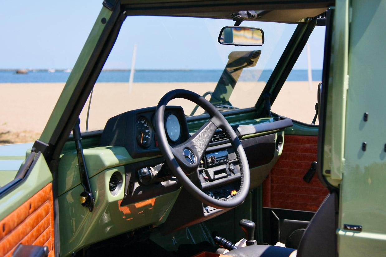 Legacy Overland 1990 G-Wagen