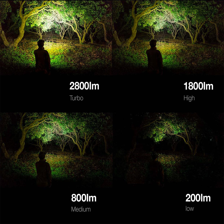 Angel Eyes E700U UV-C Flashlight