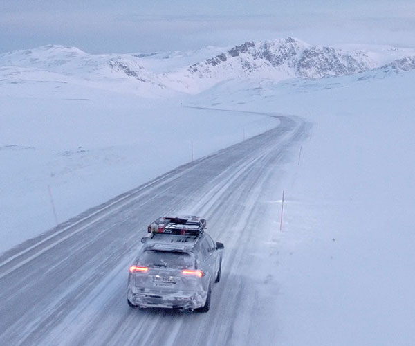 Arctic Drive (Trailer)