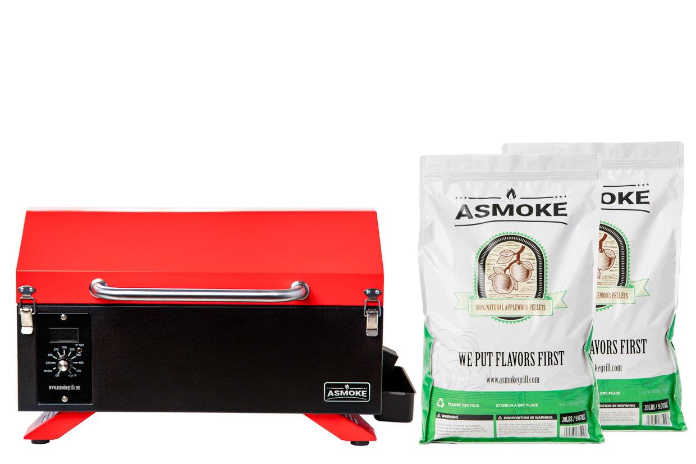 Asmoke Compact Pellet Grill