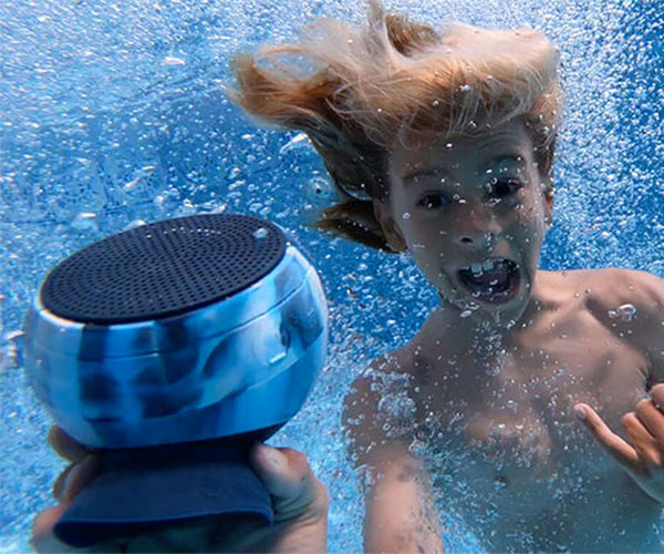 Barnacle Vibe 2.0 Waterproof Speaker