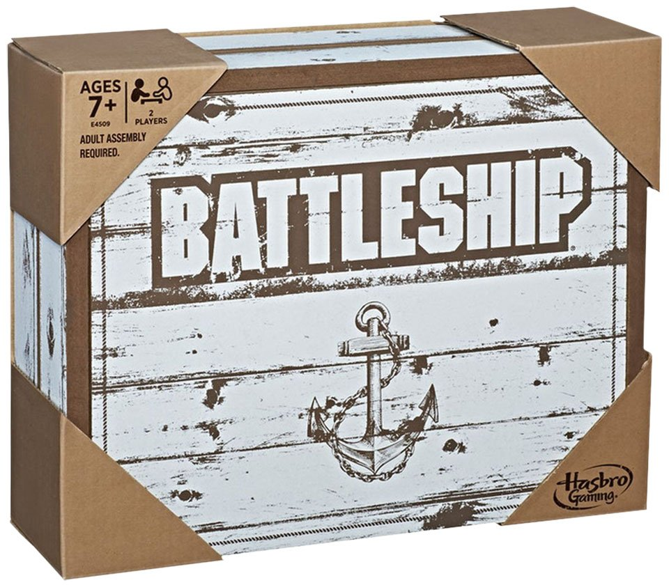 Battleship Rustic Edition